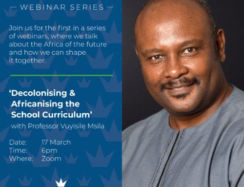 Decolonising and Africanising the School Curriculum